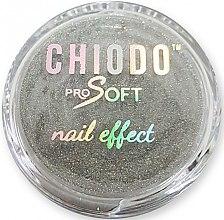 Voňavky, Parfémy, kozmetika Holografický púder na nechtový dizajn - Chiodo Pro Soft