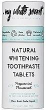 Voňavky, Parfémy, kozmetika Bieliaca zubná pasta - My White Secret Natural Whitening Toothpaste Tablets