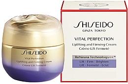 Voňavky, Parfémy, kozmetika Krém na tvár - Shiseido Vital Perfection Uplifting and Firming Cream
