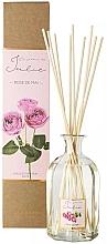 """Voňavky, Parfémy, kozmetika Aromatický difúzor """"Májová ruža"""" - Ambientair Le Jardin de Julie Rose de Mai"""