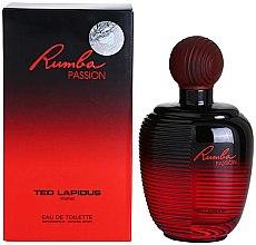Voňavky, Parfémy, kozmetika Ted Lapidus Rumba Passion - Toaletná voda