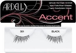 Voňavky, Parfémy, kozmetika Falošné riasy - Ardell Lash Accents Black 301