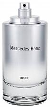Voňavky, Parfémy, kozmetika Mercedes-Benz Silver - Toaletná voda (tester bez uzáveru)