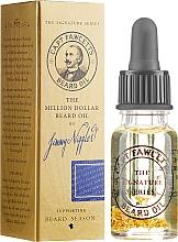 Voňavky, Parfémy, kozmetika Olej na bradu - Captain Fawcett The Million Dollar Beard Oil by Jimmy Niggles