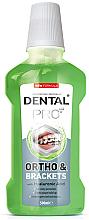 Voňavky, Parfémy, kozmetika Ústna voda - Dental Pro Ortho&Brackets