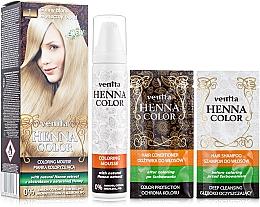 Voňavky, Parfémy, kozmetika Farbiací mušt na vlasy - Venita Henna Color Coloring Mousse