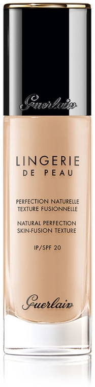 Tonálny základ - Guerlain Lingerie De Peau Natural Perfection Skin-Fusion Texture — Obrázky N1