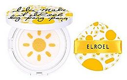 Voňavky, Parfémy, kozmetika Opaľovací kušan - Elroel Pang Pang Big Sun Cushion SPF 50+