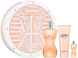 Voňavky, Parfémy, kozmetika Jean Paul Gaultier Classique - Sada (edt/100ml + b/lot/75ml + edt/5ml)