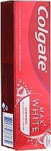Voňavky, Parfémy, kozmetika Bieliaca zubná pasta - Colgate Max White One Luminous