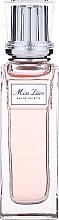 Voňavky, Parfémy, kozmetika Dior Miss Dior Eau De Toilette Pearl Roller - Toaletná voda