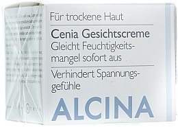 Voňavky, Parfémy, kozmetika Krém na tvár Cenia - Alcina T Facial Cream Cenia
