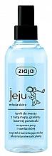 Voňavky, Parfémy, kozmetika Tonikum na tvár čistiaci póry - Ziaja Jeju