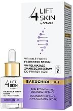 Voňavky, Parfémy, kozmetika Sérum proti vráskam na tvár a krk - Lift4Skin Bakuchiol Lift Wrinkle-Filling Face & Neck Serum