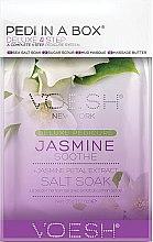 "Voňavky, Parfémy, kozmetika Sada pre pedikúru ""Jasmine"" - Voesh Pedi In A Box Deluxe Pedicure Jasmine Soothe"