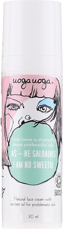 Krém na tvár - Uoga Uoga I Am No Sweetie Face Cream