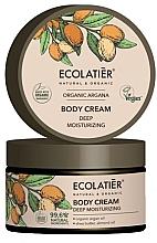 """Voňavky, Parfémy, kozmetika Krém na telo """"Super hydratácia"""" - Ecolatier Organic Argana Body Cream"""