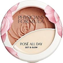 Voňavky, Parfémy, kozmetika Púder a balzam na tvár - Physicians Formula Rose All Day Set & Glow