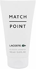 Voňavky, Parfémy, kozmetika Lacoste Match Point - Sprchový gél