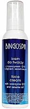 Voňavky, Parfémy, kozmetika BingoSpa - Krém na tvár s koenzýmom Q10 a sezamovým olejom