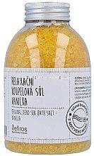 Voňavky, Parfémy, kozmetika kúpeľová soľ Vanilková - Sefiros Original Dead Sea Bath Salt Vanilla