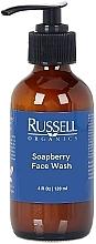 Voňavky, Parfémy, kozmetika Čistiaci pleťový gél - Russell Organics Soapberry Face Wash Gentle Cleanser