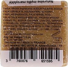"Marselské mydlo ""Arganový olej"" - Le Chatelard 1802 Soap Savon De Marseille Huile Argan — Obrázky N2"
