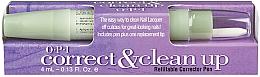 Voňavky, Parfémy, kozmetika Korektor manikúry - O.P.I. Correct & Clean Up Corrector Pen