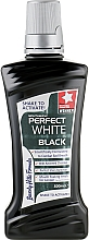Voňavky, Parfémy, kozmetika Ústna voda - Beverly Hills Formula Perfect White Black Mouthwash