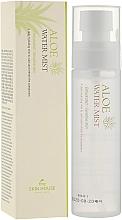 Voňavky, Parfémy, kozmetika Hydratačné tonikum v spreji s extraktom z aloe - The Skin House Aloe Water Mist
