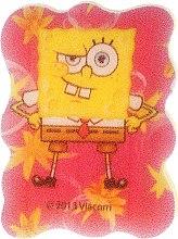 """Voňavky, Parfémy, kozmetika Špongia do kúpeľa """"Sponge Bob"""" ružová - Suavipiel Sponge Bob Bath Sponge"""