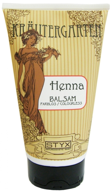 Henna Balzam, bezfarebný - Styx Naturcosmetic Henna Balsam