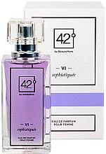 Voňavky, Parfémy, kozmetika 42° by Beauty More VI Sophistiquee Pour Femme - Parfumovaná voda