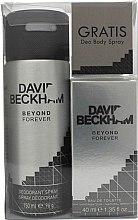 Voňavky, Parfémy, kozmetika David Beckham Beyond Forever - Sada (edt 40ml + deo 150 ml)