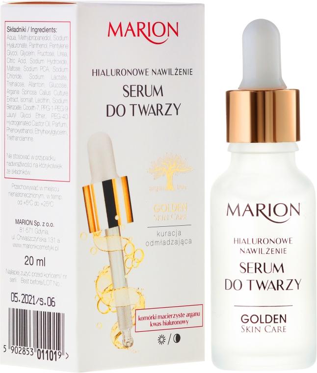 Sérum na tvár, krk a dekolt - Marion Golden Skin Care