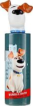 Voňavky, Parfémy, kozmetika Detská pena do kúpeľa - Corsair The Secret Life Of Pets Max Bubble Bath
