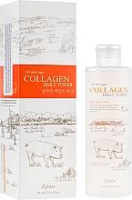 Voňavky, Parfémy, kozmetika Kolagénové tonikum - Esfolio Collagen Daily Toner