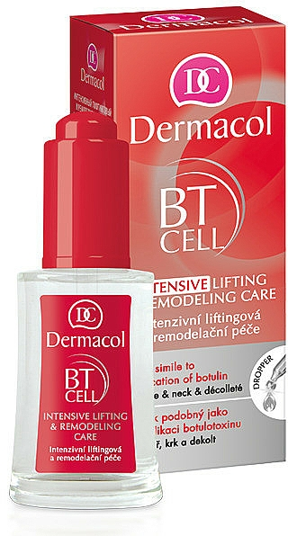 Sérum na tvár - Dermacol BT Cell Intensive Lifting Remodeling Care