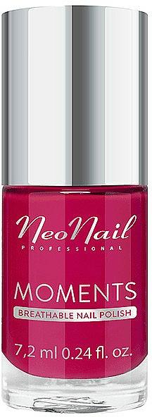 Lak na nechty - NeoNail Professional Moments Breathable Nail Polish