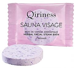 Voňavky, Parfémy, kozmetika Prostriedok na umývanie tváre, tablety pre naparovanie tváre - Qiriness Sauna Visage