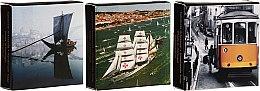 Voňavky, Parfémy, kozmetika Sada - Essencias de Portugal Live Portugal Collection (soap/3x50g)