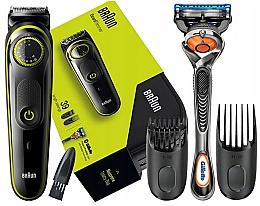 Voňavky, Parfémy, kozmetika Zastrihávač brady a vlasov - Braun BT 3941