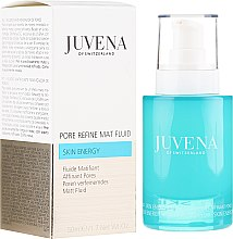 Voňavky, Parfémy, kozmetika Matujúci fluid na tvár - Juvena Skin Energy Pore Refine Mat Fluid