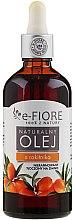 Voňavky, Parfémy, kozmetika Rakytníkový olej - E-Fiore Natural Oil