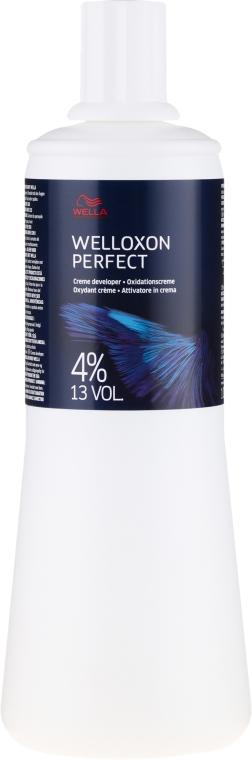 Oxydačné činidlo - Wella Professionals Welloxon Perfect 4% — Obrázky N1