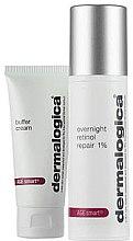 Voňavky, Parfémy, kozmetika Sada - Dermalogica Age Smart Overnight Retinol Repair