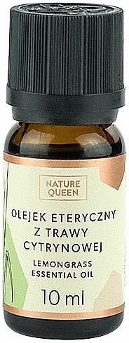"""Esenciálny olej """"Lemongrass"""" - Nature Queen Essential Oil Lemongrass"""