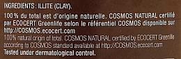 Kozmetický íl Červený - Najel Red Clay For Healthy Glow — Obrázky N5