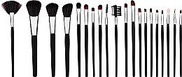 Voňavky, Parfémy, kozmetika Sada štetcov na make-up, RA 00211 - Ronney Professional Cosmetic Make Up Brush Set