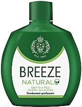 Voňavky, Parfémy, kozmetika Breeze Deo Squeeze Natural Essence - Dezodorant na telo